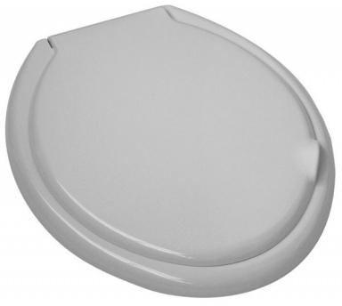 Záchodové sedátko bílé T-3542