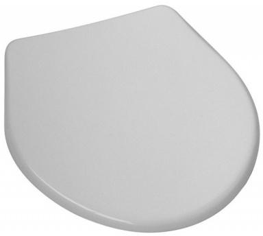 T-3551 Záchodové sedátko bílé