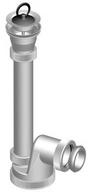 T-733 DN50/DN40 Sifon dřezový