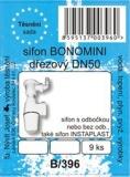 SADA - těsnění dřez. sifonu BONOMINI DN 50 - B/396