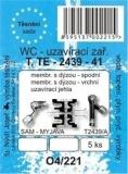 SADA - těsnění nap. ventil T2439/A (SAM Myjava) - O4/221