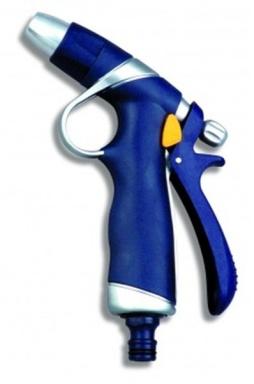 NOVASERVIS DY2071A Nastavitelná kovová pistole s pryžovou ochranou