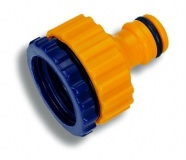 "NOVASERVIS DY8023 Adaptér s přechodkou 3/4"" x 1"" plast"