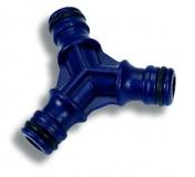 NOVASERVIS DY8015 Adaptér pro 3 rychlospojky plast