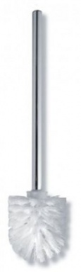 NOVASERVIS 6133,Y0 Plastová štětka kompletní Metalia 1 plast - chrom