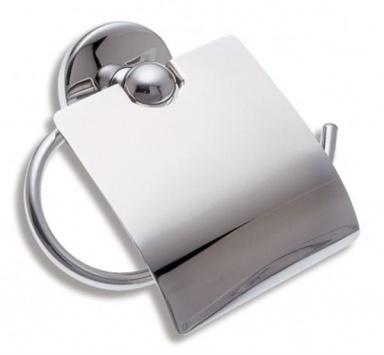 NOVASERVISZávěs toaletního papíru s krytem Metalia 1 chrom