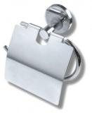 NOVASERVIS 6838,0 Závěs toaletního papíru s krytem Mephisto chrom