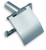 NOVASERVIS 6238,0 Závěs toaletního papíru s krytem Metalia 2 chrom
