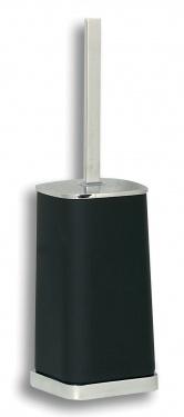 NOVASERVIS 6433,5 WC štětka Metalia 4 černá-chrom