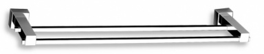 NOVASERVIS Titania ANET 66324,0 Dvojitý držák ručníků 450, chrom