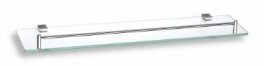 NOVASERVIS Titania ANET 66353,0 Polička se zábradlím, chrom