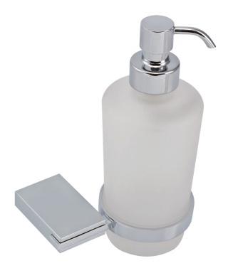 NOVASERVISDávkovač mýdla Metalia 9 chrom