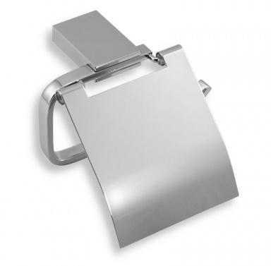 NOVASERVISZávěs toaletního papíru s krytem Metalia 9 chrom