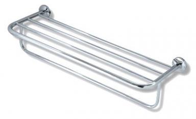 NOVASERVIS 6845,0 Velký držák ručníků se závěsem 550 mm chrom