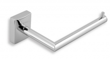 NOVASERVIS Držák toaletního papíru jednoduchý Metalia 12 chrom