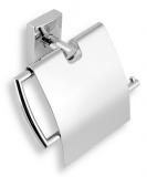 NOVASERVIS Závěs toaletního papíru s krytem Metalia 12 chrom