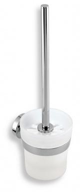 NOVASERVIS WC štětka Metalia 11 chrom
