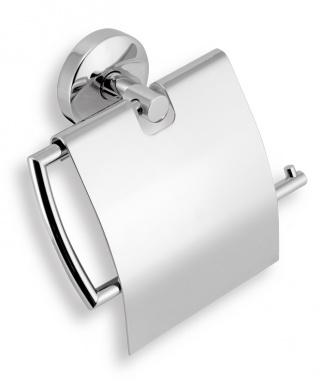 NOVASERVIS Závěs toaletního papíru s krytem Metalia 11 chrom