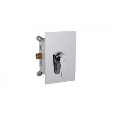 JB SANITARY D10 70 00 TIRA Podomítkový sprchový box bez přepínače