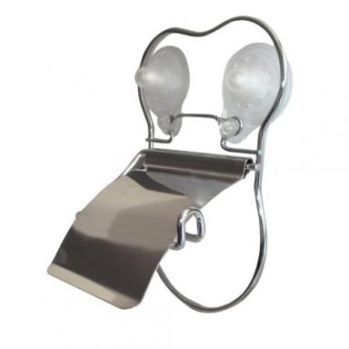držák na WC papír 14x24x8cm Cr   22.16.05