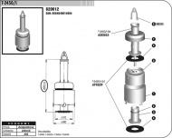 T-2450/I Vypouštěcí zařízení,