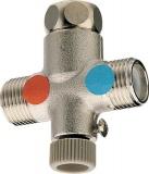 Regulátor teploty pro stojánkové ventily 1/2\'