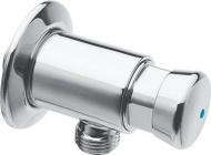 QUIK samouzavírací nástěnný pisoárový ventil, chrom