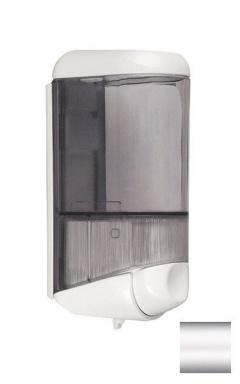 MARPLAST dávkovač tekutého mýdla 170ml, chrom