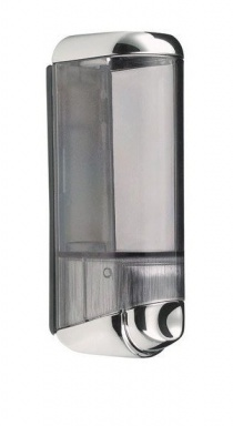 MARPLAST dávkovač tekutého mýdla 250ml, chrom