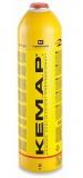 """Plyn KEMAP 385 g, 750 ml, ventil s vnějším závitem 7/16"""""""