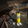 Bernzomatic TS8000T pájecí hořák s piezo zapalováním a regulací plamene