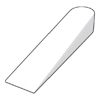 Plastové klínky 0-8mm, 30ks