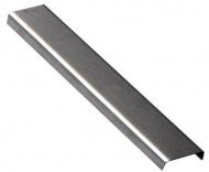 Lišta do obkladů, leštěná nerez, L100cm, 20mm