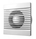 Koupelnový ventilátor, 230V/50Hz, 100mm, bílá