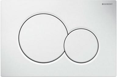 Geberit Sigma01 115.770.11.5 Alpská bíla