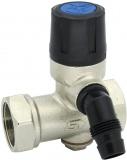 """Slovarm TE-2852 DN15 Pojistný ventil k bojleru 1/2"""" 417538"""