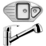 Set Sinks LOTUS 945.1 V + LEGENDA S