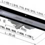 AlcaPlast APZ104-850 Low