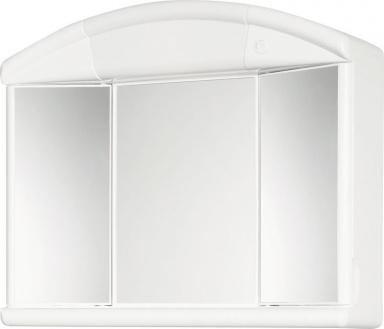 Aqualine Salva SALVA galerka 59x50x15,5cm, 1x40W, bílá plast 671232