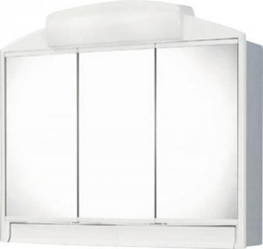 SAPHO RANO galerka 59x51x16cm, 2x12W, bílá plast
