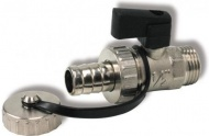 Novaservis Mini vypouštěcí kulový kohout 1/2; JY136N/15