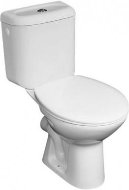 EASY WC kombi zadní odpad | včetně sedátka VSD90