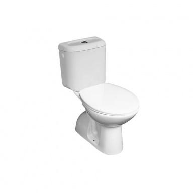 EASY WC kombi spodní odpad | včetně sedátka VSD80