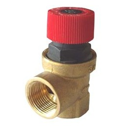 "KRAMER pojistný ventil SRP/F 3/4"" 2,5 bar"