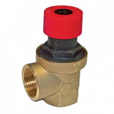 "KRAMER pojistný ventil SRO/F 1"" 1,8 bar"