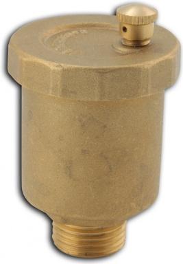 Automatický odvzdušňovací ventil NOVASERVIS RA601/10