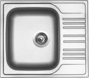 Sinks STAR 580 V matný