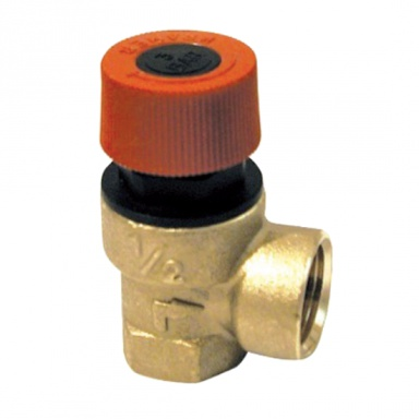 "KRAMER pojistný ventil SRP/F 1/2"" 2,5 bar"
