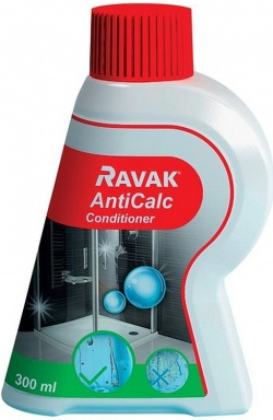 Ravak Obnova skleněných výplní Anticalc Conditioner 300 ml