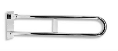 NOVASERVISÚchyt dvojitý sklopný 572 mm leštěná nerez